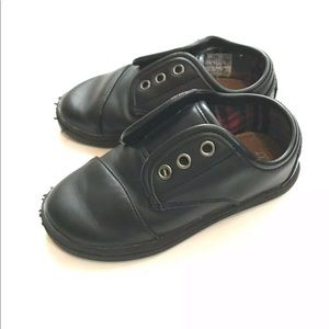 Tiny Toms paseo leather baby shoes sneakers